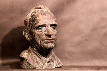 Selivanov N. / Father / bronze / 1967
