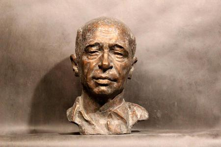 Селиванов Н. / Ликвидатор / бронза / 1990