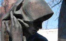 Селиванов Н. / Селиванов В. / надгробие академику Легасову / бронза / 1993