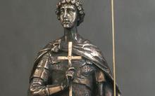Selivanov V. / Saint George / bronze / 2014
