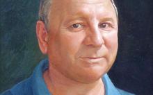 Селиванов В. / Анфилова Е. / Портрет Кирина / холст / масло / 2008