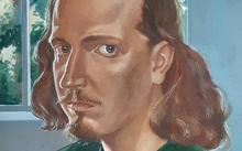 Selivanov V. / Self-portrait / board / oil / 2005