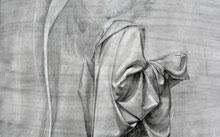 Селиванов В. / Предстоящий ангел / графит / 2008