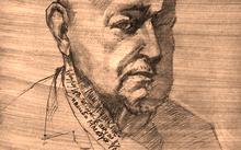 Селиванов В. / Мишутушкин / графит / 2009