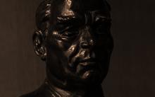 Селиванов Н. / Пономарёв П. А., первый капитан атомного ледокола «Ленин» / бронза / 1987