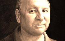 Selivanov V. / Anfilova E. / Portrait of Kirin / canvas / oil / 2008