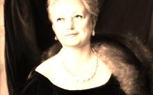 Anfilova E. / Portrait of N. S. Zhukova / canvas / oil / 2005