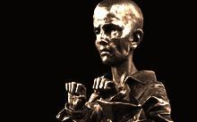 Селиванов В. / Памятник несовершеннолетним узникам фашистских концлагерей / бронза / гранит / 2019