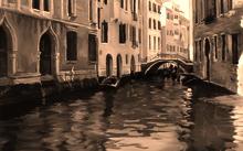 Анфилова Е. / Венеция / холст / масло / 2010