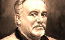 Anfilova E. / Portrait of V. P. Zhukov / canvas / oil / 2004