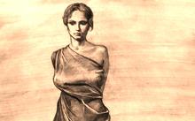 Селиванов В. / Связанная модель / графит / 2008